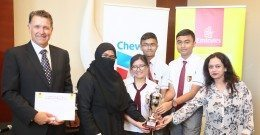 Chevron Readers' Cup Champions Announced