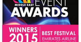 Emirates LitFest wins Best Festival title at Middle East Event Awards for third consecutive year