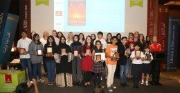Young Writers Shine in 2016 Year of Reading