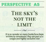 Gulf News The View – The Sky's Not The Limit