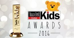 Festival wins Best Family Friendly Day Out at Time Out Dubai Kids Awards 2016