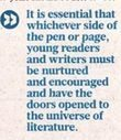 Gulf News The View – Nurturing Youth Through Passion for Literature