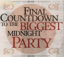 Xpress – Final Countdown to the Biggest Midnight Party