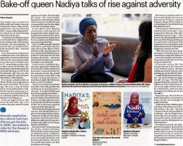 The National – Bake-off queen Nadiya talks of rise against adversity