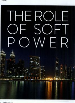 The Role of Soft Power – Flashes