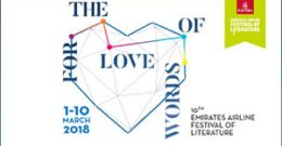 10th Emirates Airline Festival of Literature Tickets to Go on Sale Next Week