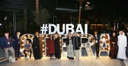 Emirates Airline Festival of Literature and Dubai Opera Host Landmark Poetry Event