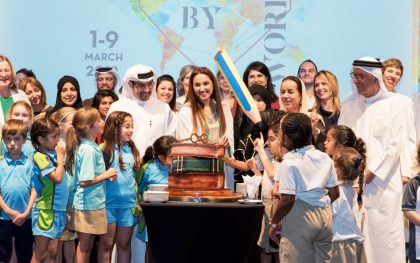 EmiratesLitFest 2019 Launch