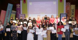 The Emirates Airline Festival of Literature celebrates young winners of the OUP Story Writing Competition