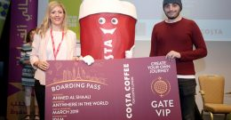 Winners of COSTA's Fact vs Fiction Debate announced at the Emirates Airline Festival of Literature