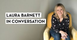BESTSELLING AUTHOR LAURA BARNETT IN CONVERSATION AT EMIRATES LITERATURE FOUNDATION EVENT