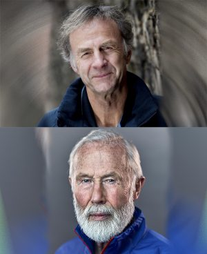 Sir Chris Bonington & Sir Ranulph Fiennes in Conversation