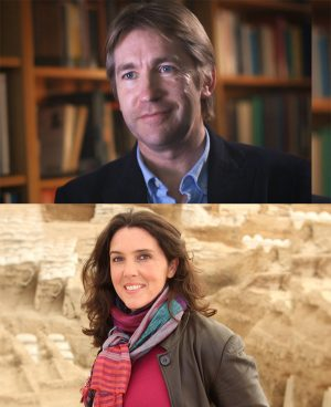 Legends in their Own Time: Bettany Hughes & Jonathan Phillips