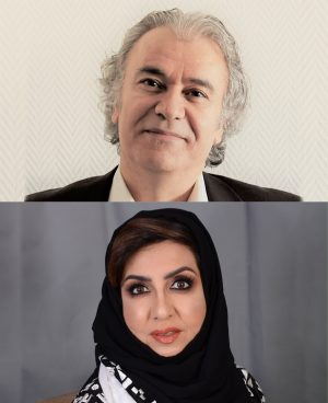 Writing Across Continents: Jan Dost & Omaima Khamis