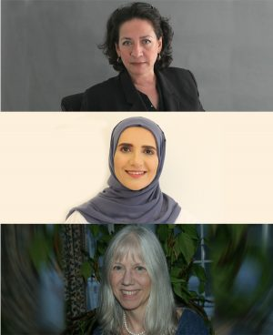 Arab Writers – Going Global: Hoda Barakat, Jokha Alharthi & Marilyn Booth