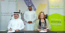 Emirates Literature Foundation Welcomes DEWA as Official Sustainability Partner