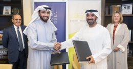 Emirates Airline Festival of Literature and ICD sign partnership agreement