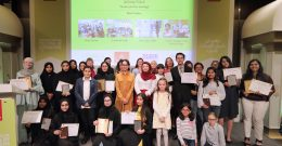 The Emirates Airline Festival of Literature celebrates young winners of the 2020 OUP Story Writing Competition