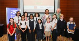 UAE Performance Poetry Talents Celebrated at Emirates Airline Festival of Literature