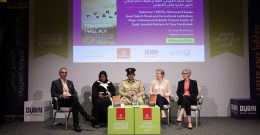 Ground-Breaking Book By Inmates At Dubai's Penal And Correctional Institutions Launched Today At Emirates Airline Festival Of Literature