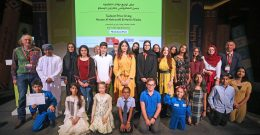 Young Poets of Tomorrow Awarded at Emirates Airline Festival of Literature
